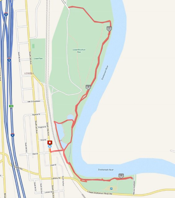 Today's awesome walk, 3.56 miles in 1:26, 8,714 steps