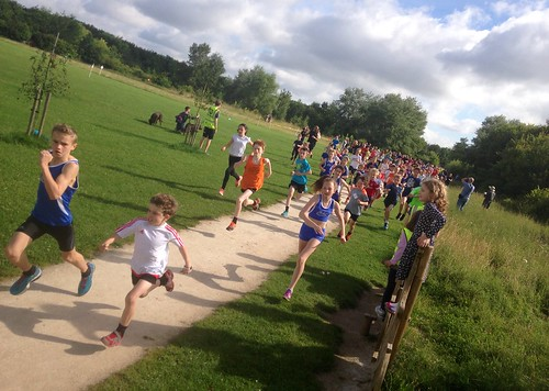 July | 2016 | parkrun UK