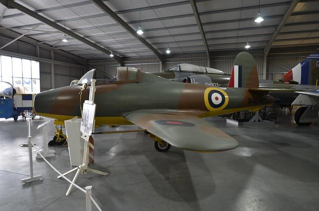W4041/G Gloster E28/39 Replica