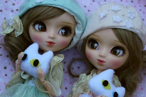 Cassie & Callie