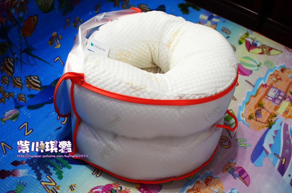 GreySa格蕾莎 哺乳護嬰枕001