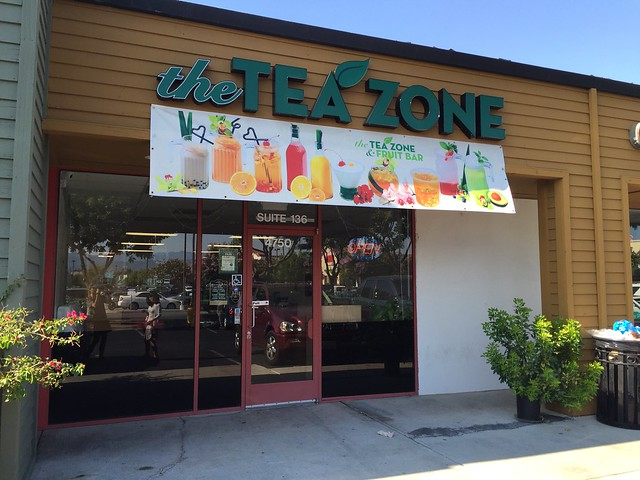 the TEA ZONE