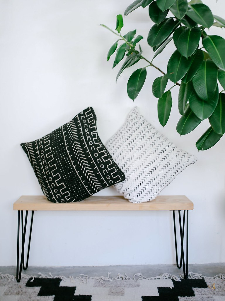 DIY Simple Cushions
