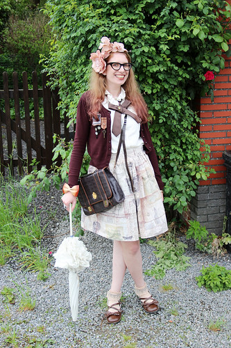 Outfit: 22.5.2016