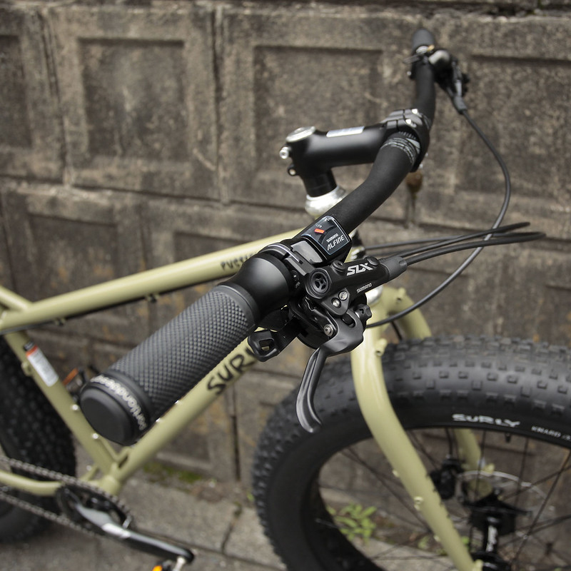 Surly Pugsley Alfine11speed