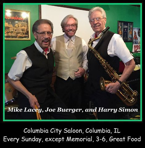 Mike Lacey, Joe Buerger, and Harry Simon 8-28-16