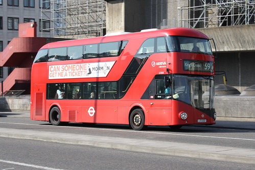 Arriva London South LT333 LTZ1333