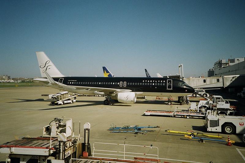 Starflyer A320-200 / JA22MC
