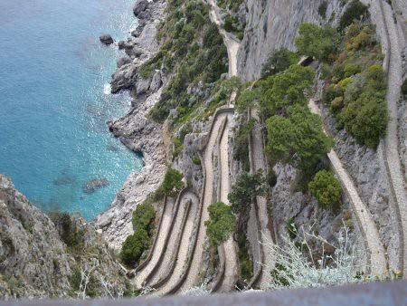Capri insula magica din Marea Tireniana 31
