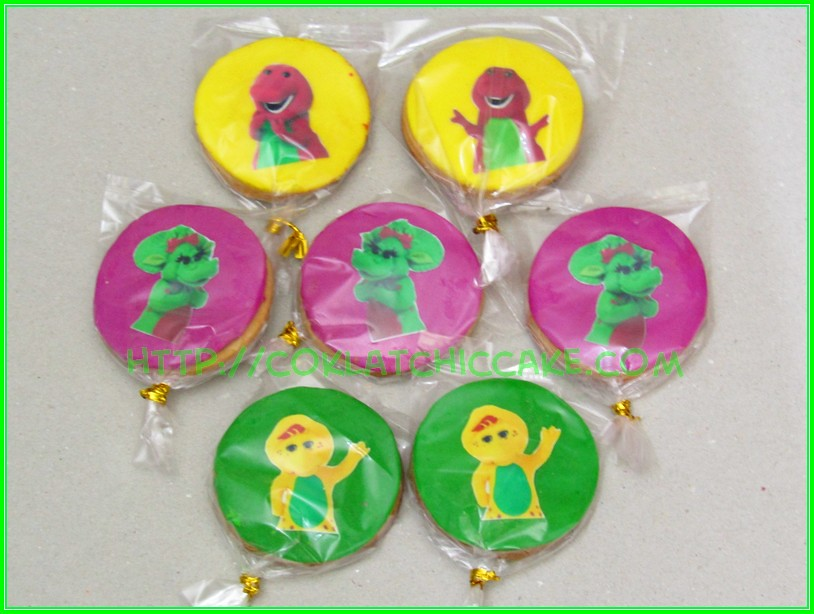 cookies barney