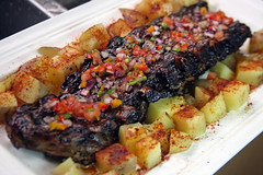Pechito de Cerdo con Salsa de Tamarindo  (9)