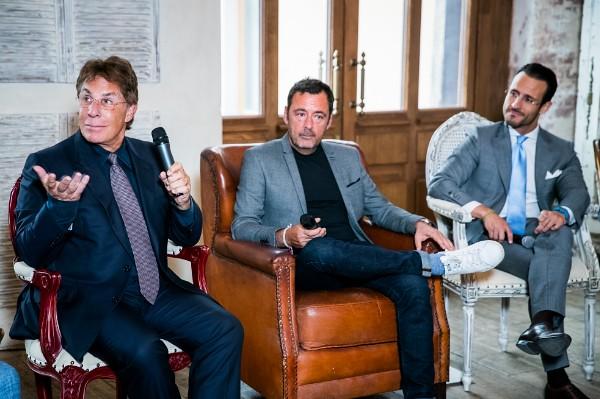 Donald Bauchner, Herve Gambs, Franciso Gratacos