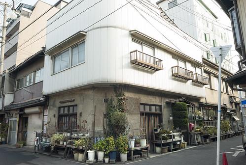 CB C3 08 052 大阪市西成区 / LEICA M8 × ELMARIT-M 21mm F2.8