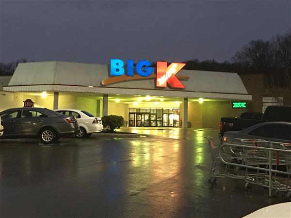 Kmart -- Cedar Bluff, VA