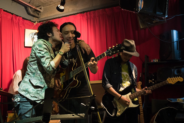 T.G.I.F. Blues Session at Terraplane, Tokyo, 10 Jun 2016 -00345