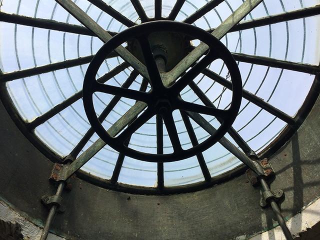 Olympia skylight