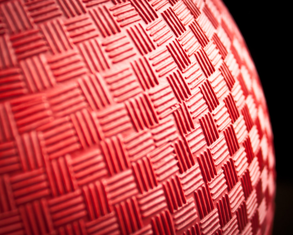 Red Ball Detail