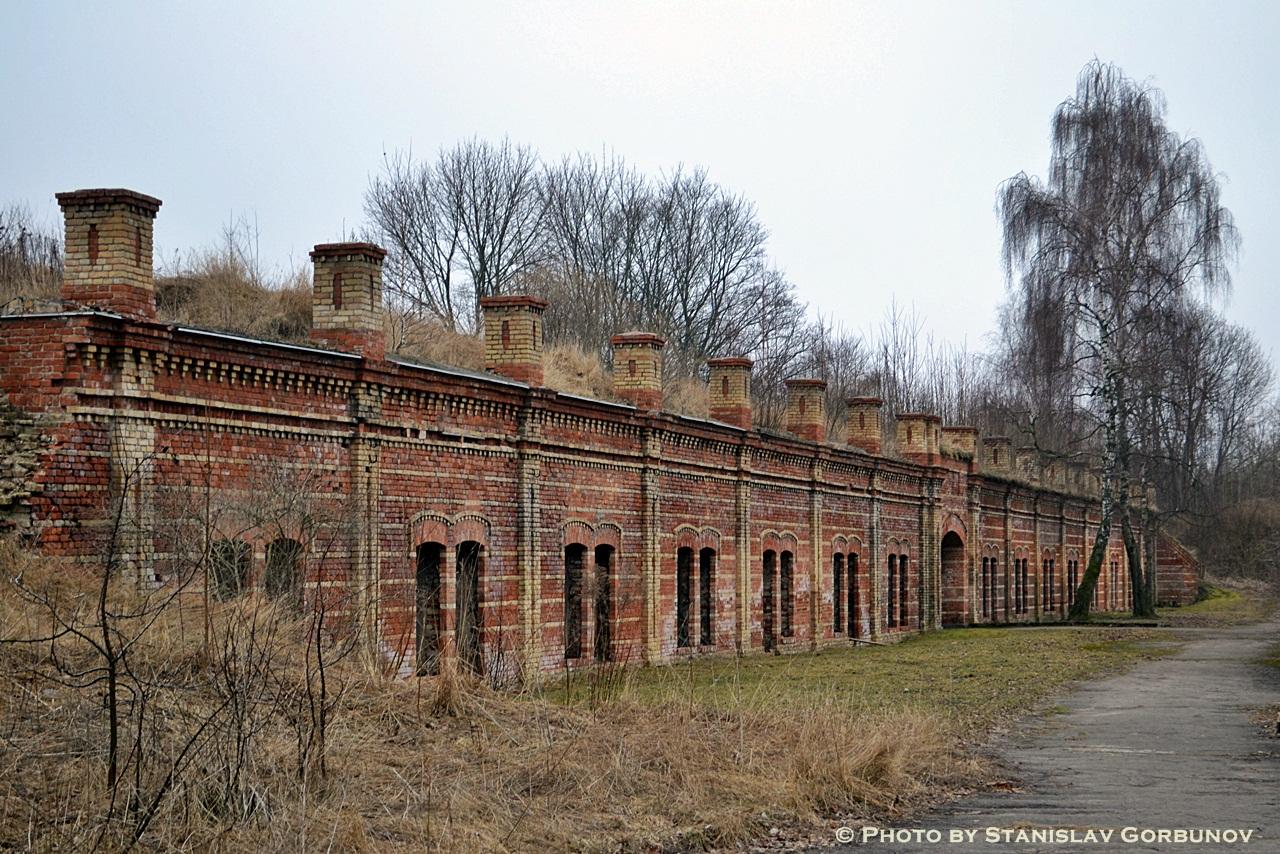 Даугавгрива - забвение великой крепости по-латышски