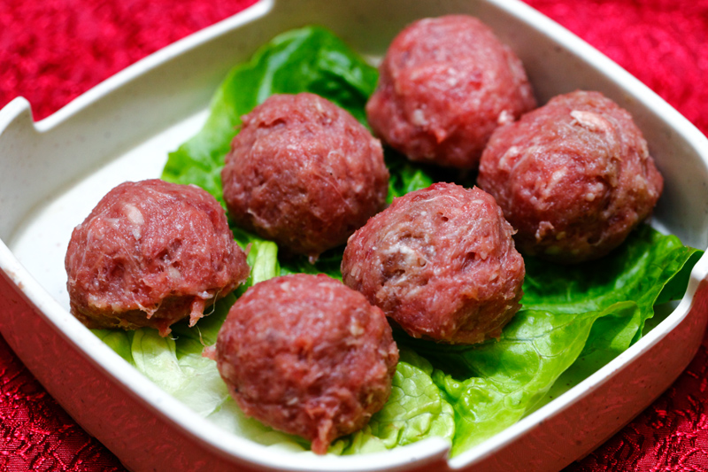 Xiao Lao Wang Meatballs