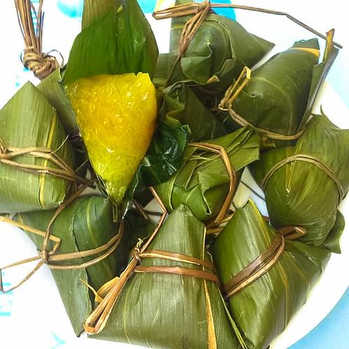 Bánh ú lá tre mùng 5 tháng 5 tết Đoan Ngọ
