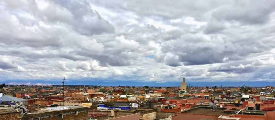 Things To Do in Marrakech - Rooftop