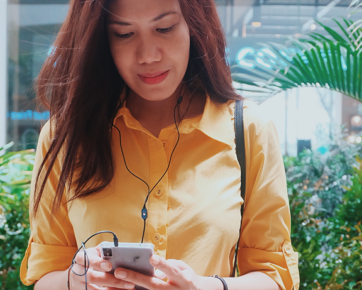 audiofly review digital walker