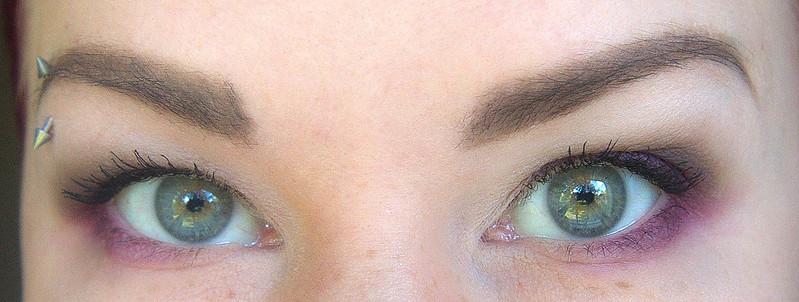 smoky eye fall makeup