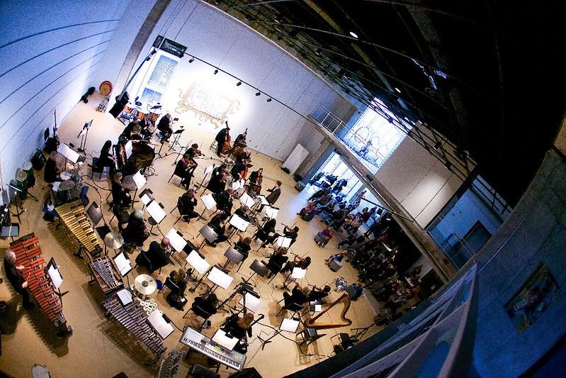 Grand Rapids Symphony at UICA for ArtPrize 2016