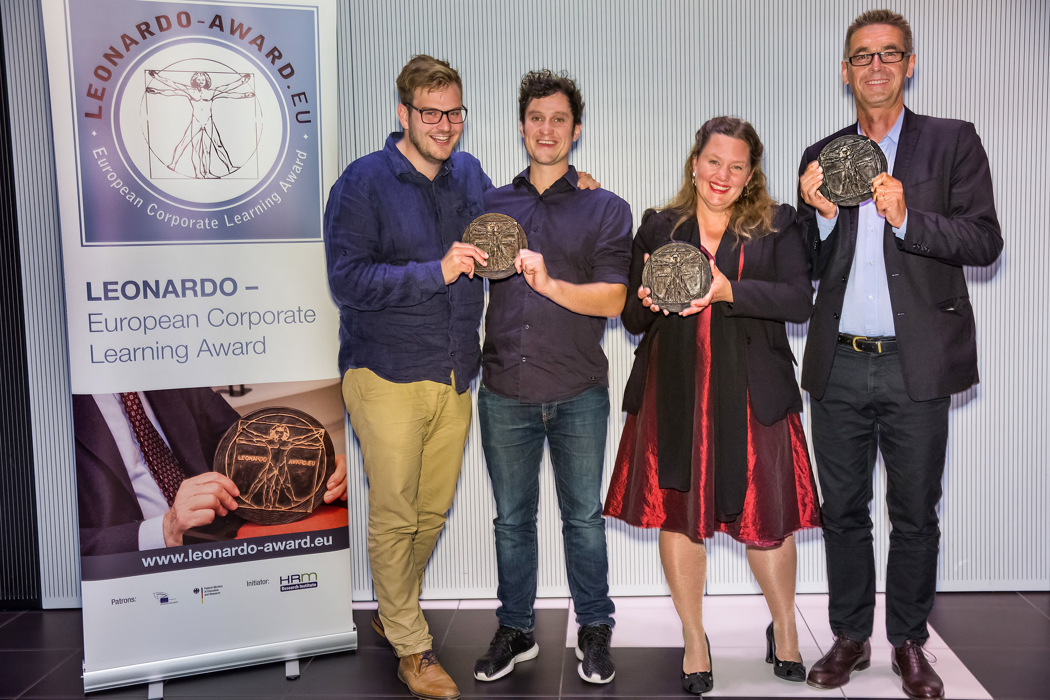 Leonardo Award 2016