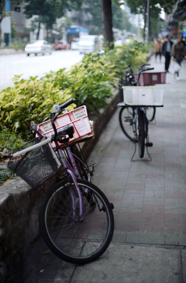 bicycle anywhere