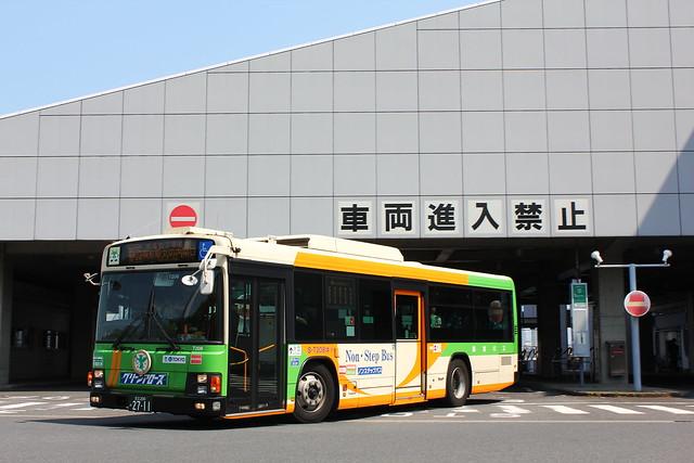 2016/05/21 東京都交通局 T208
