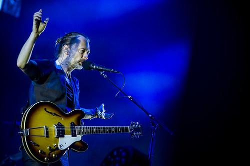 Concerto de Radiohead
