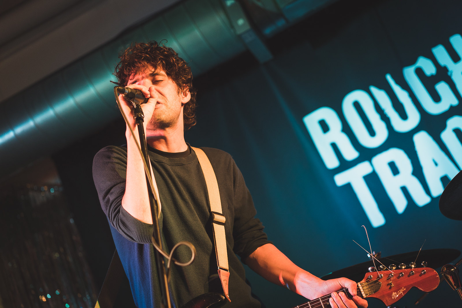 SUUNS at Rough Trade