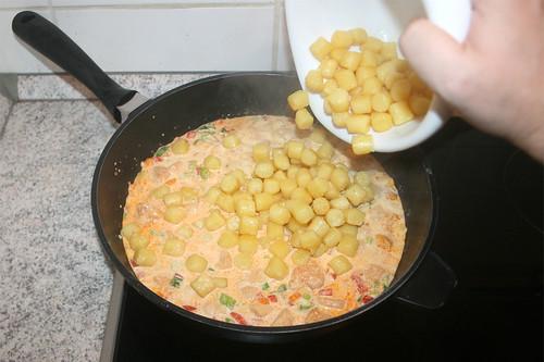 35 - Gnocchi hinzufügen / Add gnocchi