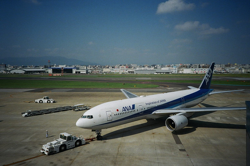All Nippon Airways / JA713A