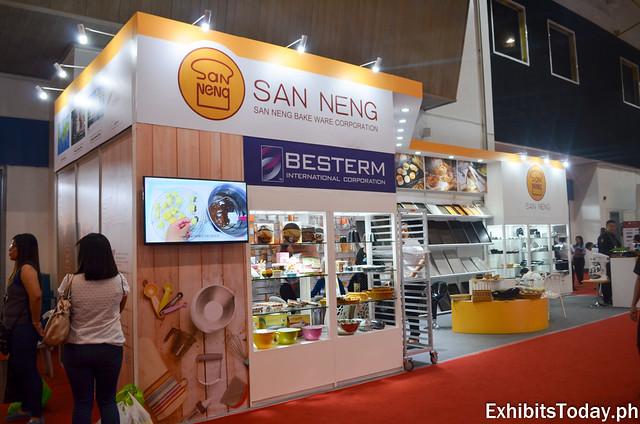 San Neng Bakeware Corporation Exhibit Booth