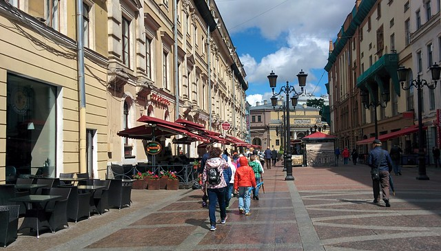 June 9th St Petersburg Day 1
