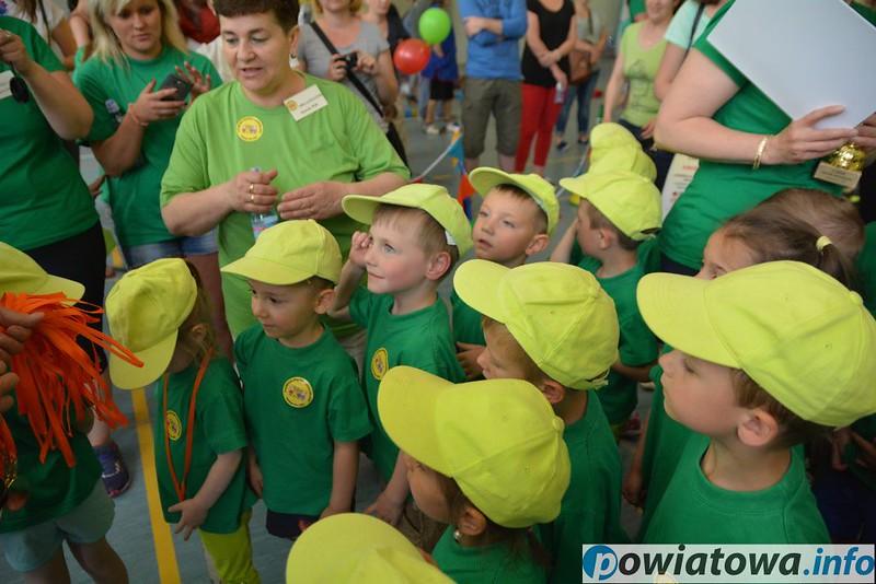 IX Olimpiada Sportowa Przedszkolaków