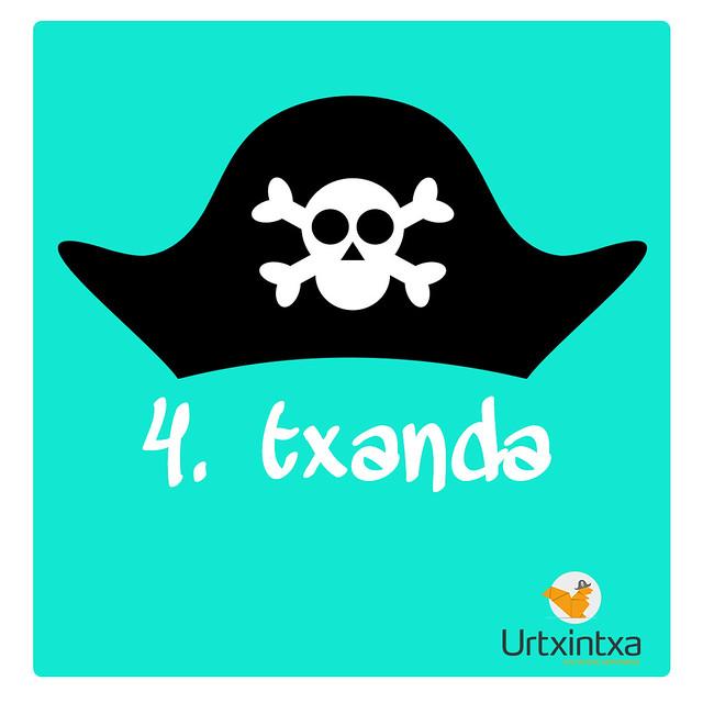 Udaleku Piratak 2016 4.txanda