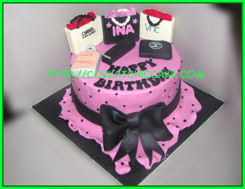 Cake Shopping