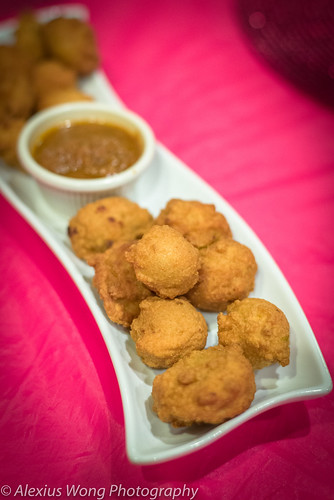 Accra - Black Eye Pea Fritters