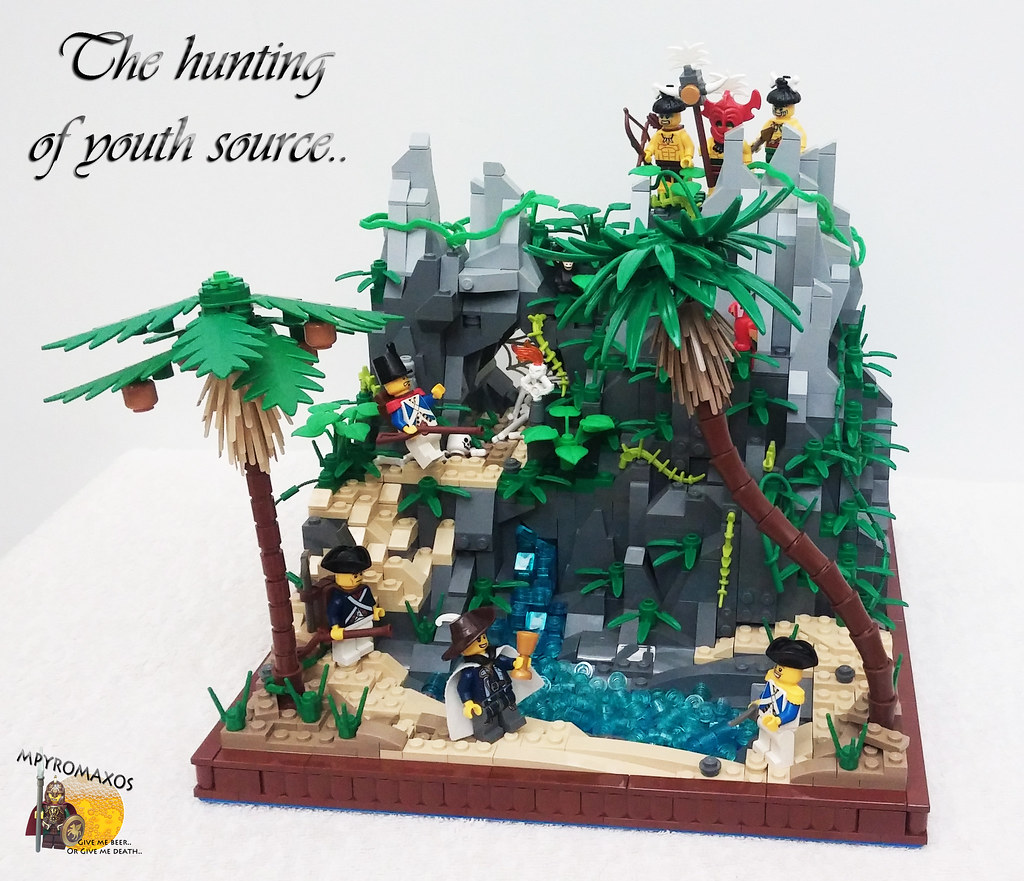 [Brethren of the Brick Seas]: The hunting of youth source 27954632866_d59eec4739_b