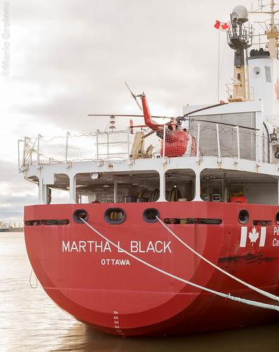 Martha L. Black