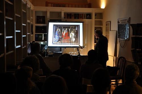 Přednáška: Orientální koberce ve sbírkách hradů a zámků (12.1.2015)