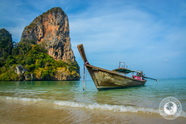 Railay West Beach Thailand