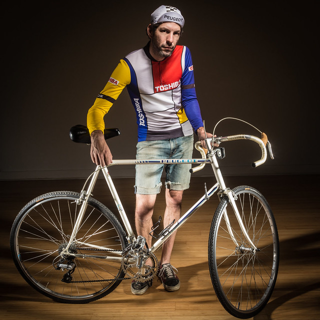 French Cyclist II