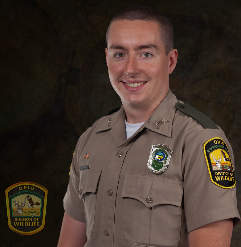 Ryan J. Donnelly, Wildlife Officer, ODNR