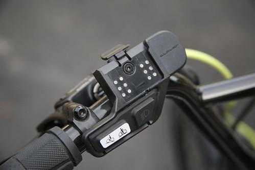 成為陽光型男,我就從Klever E-bike開始 (8)_防盜功能啟動