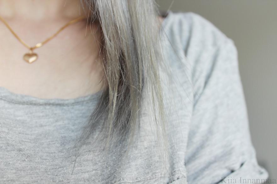 harmaat hiukset
