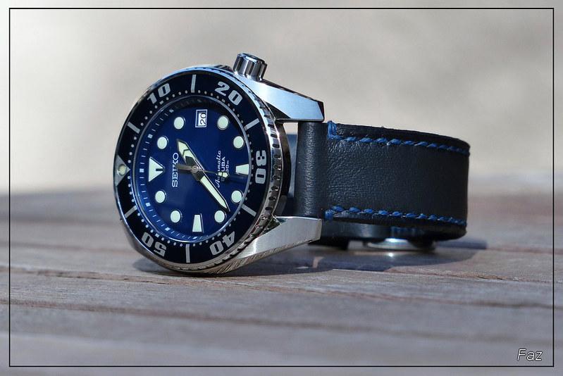 Cadran bleu -> quel bracelet cuir ? 15824520610_f433a0ed3a_c